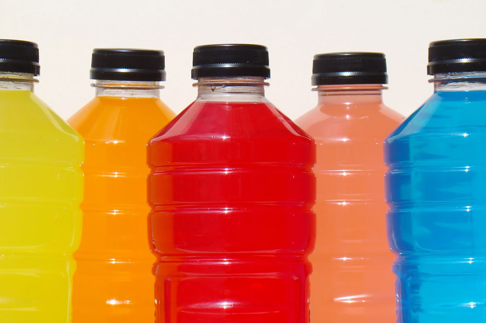 Energy & Sport Drinks in Children & Adolescents